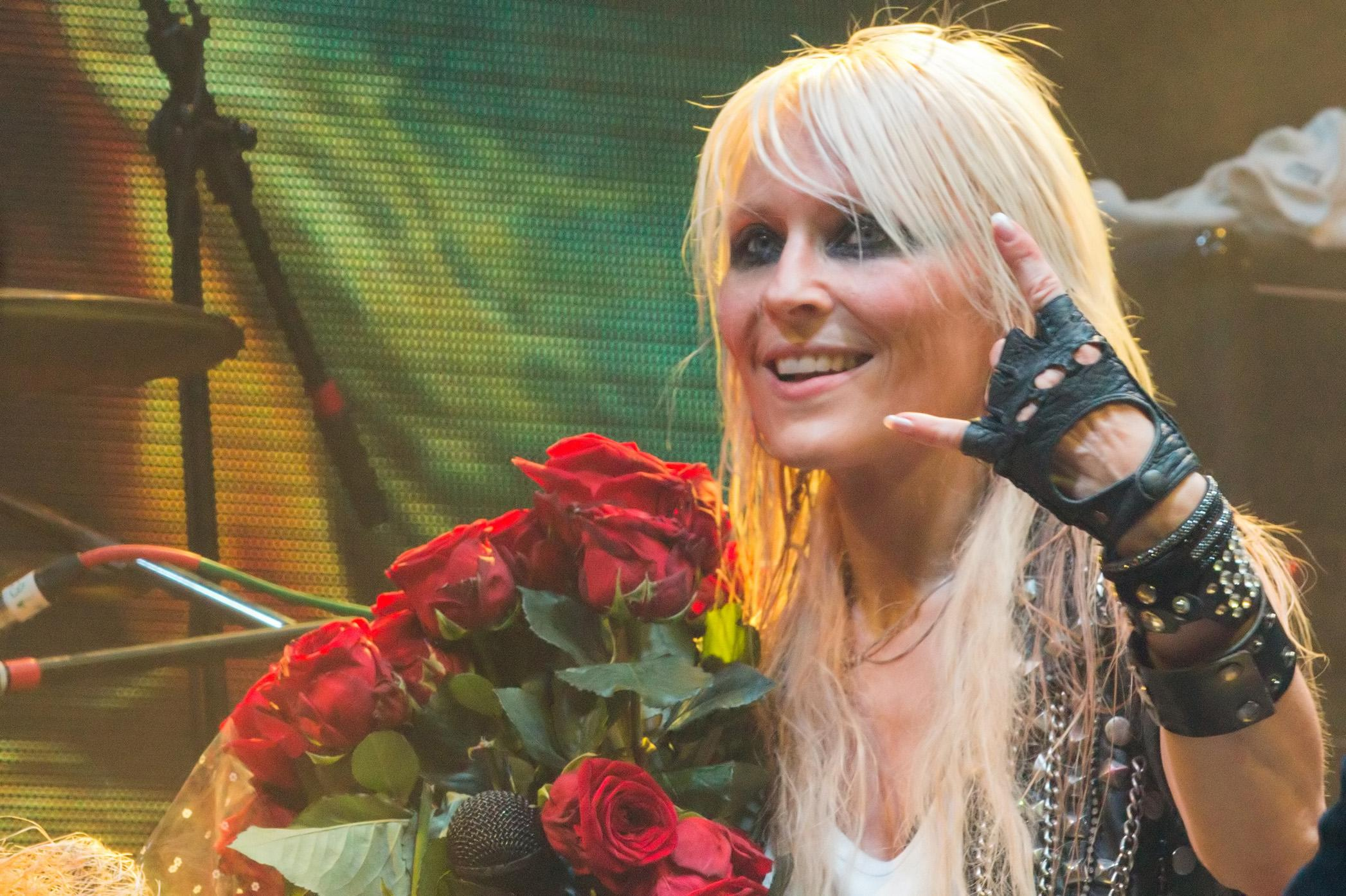 DORO PESCH – ALL WE ARE FÜR IMMER!
