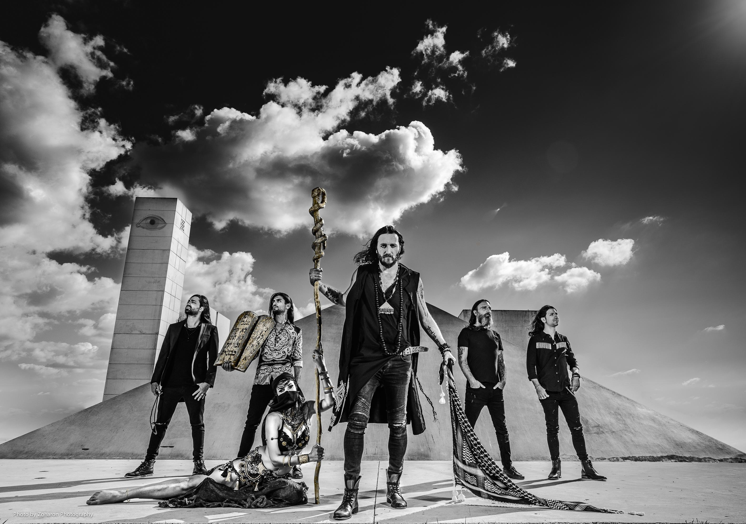 ORPHANED LAND – THE MOST POPULAR ISRAELIS IN THE ARAB WORLD