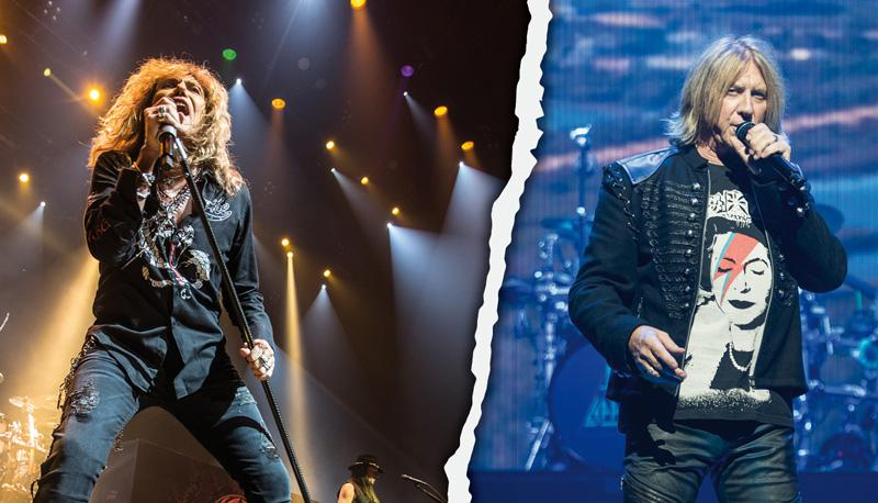 WHITESNAKE/DEF LEPPARD – DOUBLE SHOW OF LEGENDS IN PRAGUE
