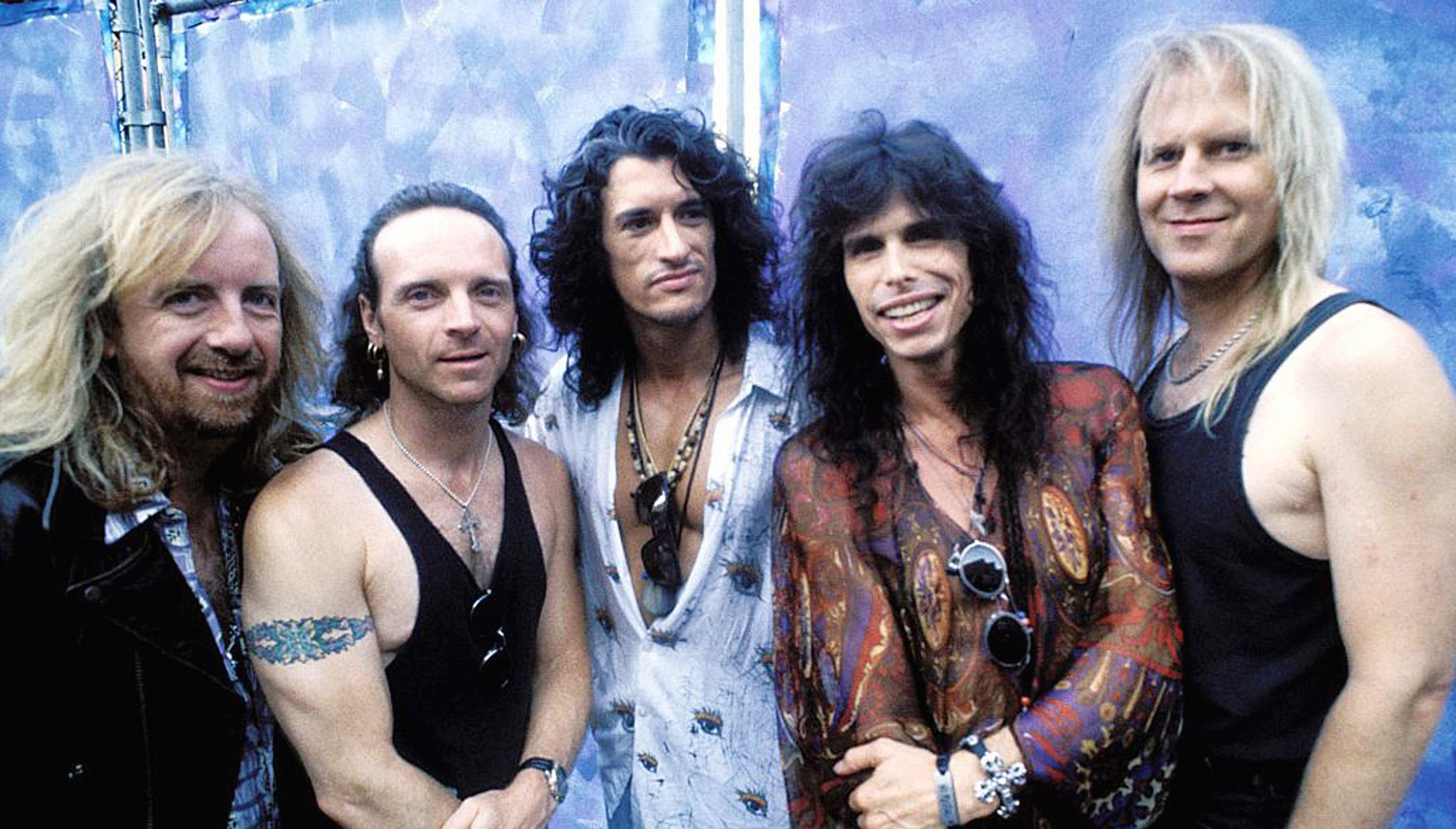 AEROSMITH – 50 YEARS IN ROCK