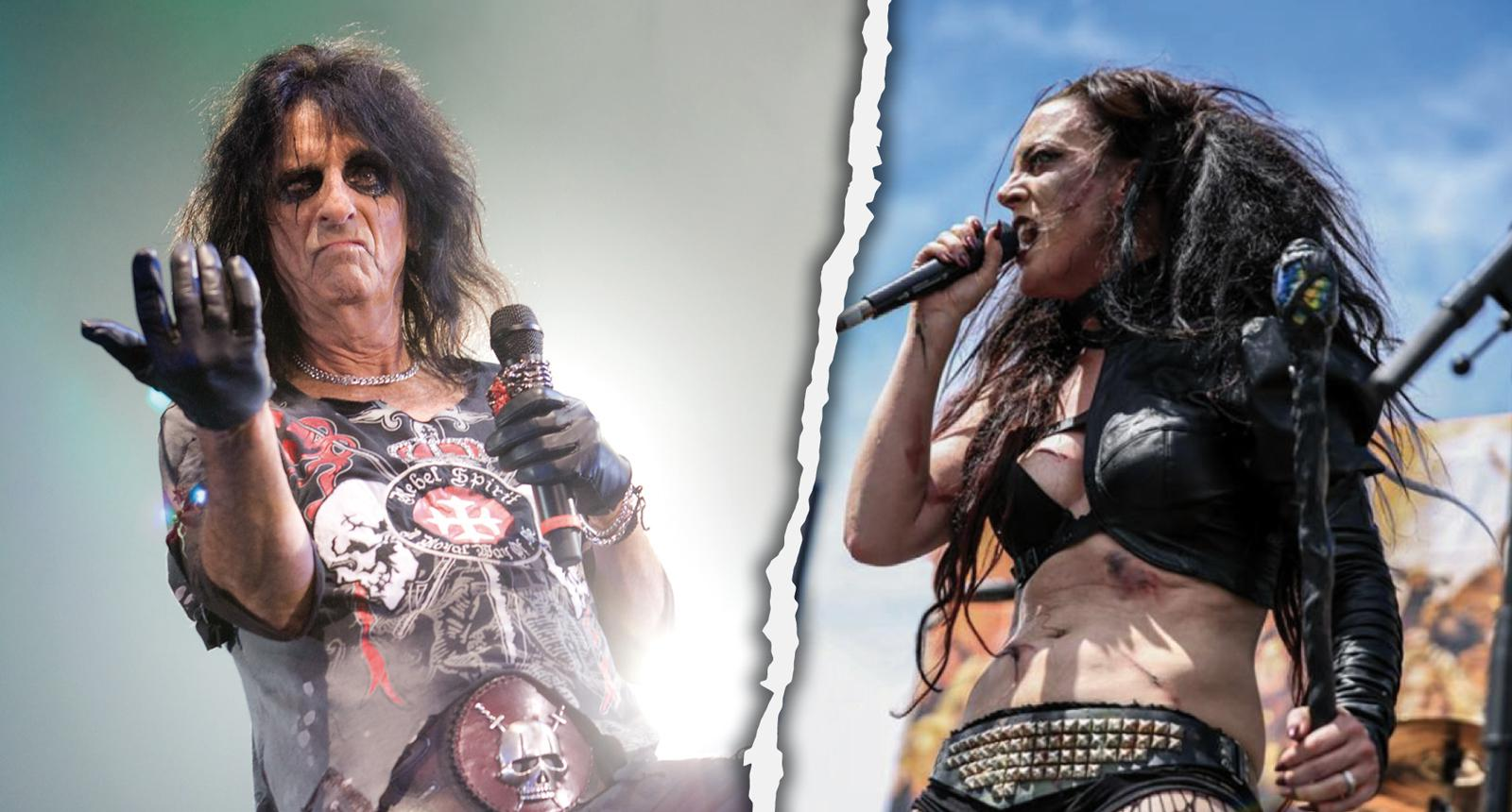 ALICE COOPER, CALICO COOPER – THE COOPER LEGACY